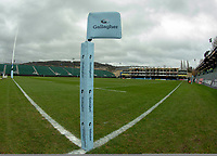 A general view of The Recreation Ground, home of Bath Rugby<br /> <br /> Photographer Bob Bradford/CameraSport<br /> <br /> Gallagher Premiership - Bath Rugby v Newcastle Falcons - Saturday 16th February 2019 - The Recreation Ground - Bath<br /> <br /> World Copyright © 2019 CameraSport. All rights reserved. 43 Linden Ave. Countesthorpe. Leicester. England. LE8 5PG - Tel: +44 (0) 116 277 4147 - admin@camerasport.com - www.camerasport.com