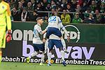 08.03.2019, Weser Stadion, Bremen, GER, 1.FBL, Werder Bremen vs FC Schalke 04, <br /> <br /> DFL REGULATIONS PROHIBIT ANY USE OF PHOTOGRAPHS AS IMAGE SEQUENCES AND/OR QUASI-VIDEO.<br /> <br />  im Bild<br /> jubel 0:1 Breel Embolo (FC Schalke 04 #36) #fcv22<br /> Guido Burgstaller (FC Schalke 04 #19)<br /> <br /> <br /> Foto &copy; nordphoto / Kokenge