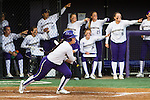 NCAA regional softball UW vs Harvard