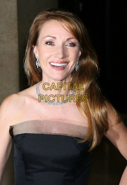 JANE SEYMOUR.8th Annual Costume Designers Guild Awards Gala held at the Beverly Hilton Hotel, Beverly Hills, California, USA..February 25th, 2006.Photo: Zach Lipp/AdMedia/Capital Pictures.Ref: ZL/ADM.headshot portrait strapless diamond necklace.www.capitalpictures.com.sales@capitalpictures.com.© Capital Pictures.