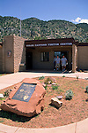Kolob Canyons Visitor Center, Zion National Park, UTAH
