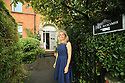 Karin Bjorkman Loney of Maryville House B&B and Tearooms located off the Lisburn Road, Belfast, County Antrim, Wednesday 7th, August 2019. (Photo by Paul McErlane for the Belfast Telegraph)