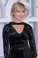 www.acepixs.com<br /> <br /> February 9 2017, London<br /> <br /> Jorgie Porter arriving at the UK Premiere of 'Fifty Shades Darker' at the Odeon Leicester Square on February 9, 2017 in London, United Kingdom. <br /> <br /> By Line: Famous/ACE Pictures<br /> <br /> <br /> ACE Pictures Inc<br /> Tel: 6467670430<br /> Email: info@acepixs.com<br /> www.acepixs.com