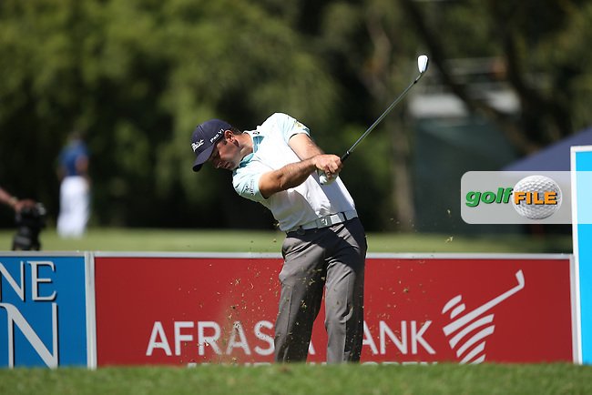 Ricardo Santos (POR) from the 14th during Round Two of the Tshwane Open 2015 at the Pretoria Country Club, Waterkloof, Pretoria, South Africa. Picture:  David Lloyd / www.golffile.ie. 13/03/2015
