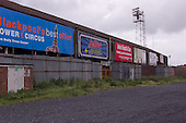 23/06/2000 Blackpool FC Bloomfield Road Ground..Rear of the West stand (South view).....© Phill Heywood.