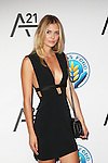 Model Megan Williams Attends the Unitas Gala <br />