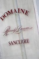 Domaine Reverdy Ducroux. Sancerre village, Loire, France
