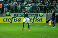 SÃO PAULO, SP, 13.06.2019: PALMEIRAS-AVAÍ -  Deyverson, do Palmeiras comemora gol, em partida contra o Avaí, válida pela 9ª rodada do Campeonato Brasileiro, no Allianz Parque, em São Paulo (SP), nesta quinta-feira (13). (Foto: Marivaldo Oliveira /Código19)