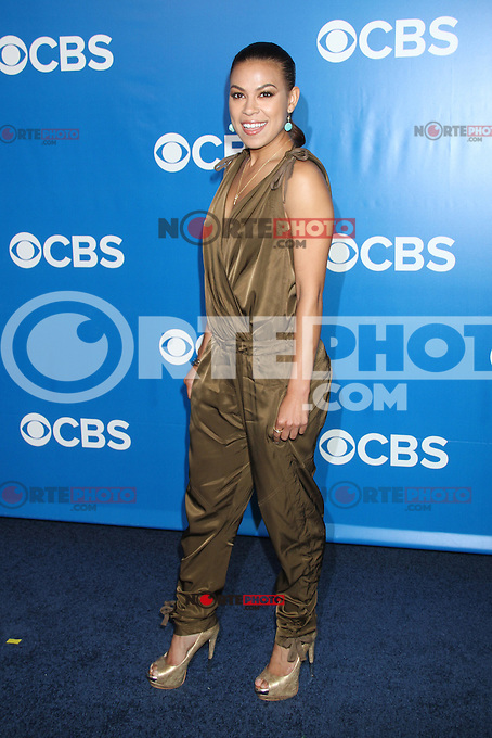Toni Trucks at the 2012 CBS Upfront at The Tent at Lincoln Center on May 16, 2012 in New York City. ©RW/MediaPunch Inc.