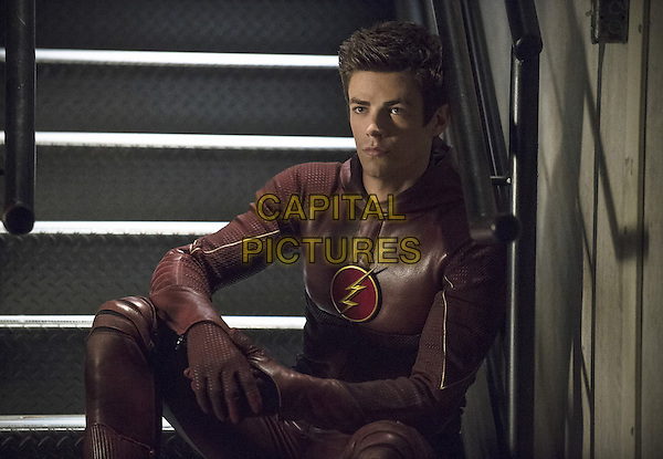 Grant Gustin<br /> in Arrow (2012&ndash; ) <br /> (Season 3)<br /> *Filmstill - Editorial Use Only*<br /> CAP/FB<br /> Image supplied by Capital Pictures