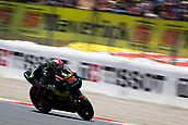 June 10th 2017,  Barcelona Circuit, Montmelo, Catalunya, Spain; MotoGP Grand Prix of Catalunya, qualifying day; Jonas Folger of  Monster Yamaha Tech3 Team during the qualifying session