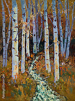 Oil painting by Washington artist Sharon Carr. Additional work available at www.sharoncarrstudio.com