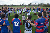 Ardmore Marist Presidents played the French Akacopter Presidents touring rugby XV at Bruce Pulman Park Papakura on Saturday September 24th 2011, before the All Blacks took on France  at Eden Park in their Pool game of the Rugby World Cup. For the record Ardmore Marist won 6 - 5.