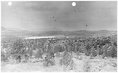 United States Bureau of Reclamation photo.  Mancos Project #242.  Baner Lake #2 from station 32 to Jackson Gulch Outlet Canal.<br /> Mancos, CO  Taken by US Bureau of Reclamation, Staff - 5/23/1947