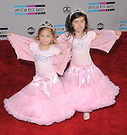 Rosie and Sophia attends 2011 American Music Awards held at The Nokia Theater Live in Los Angeles, California on November 20,2011                                                                               © 2011 DVS / Hollywood Press Agency