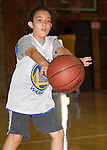 Warriors Basketball camp at Foothill College, June 22, 2011