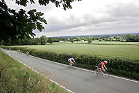 25 JUN 2006 - CHESTER, UK - Royal Deva Triathlon. (PHOTO (C) NIGEL FARROW)
