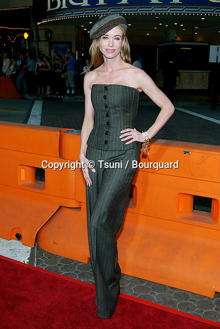 Shaune Bagwell arriving at the Four Feathers premiere at the Westwood Village Theatre in Los Angeles. September 17, 2002.