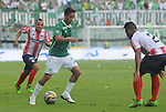 Deportivo Cali venció como local 2-0 a Atlético Junior. Fecha 17 Liga Águila II-2016.