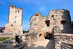 Kinizsi castle - Nagyvázsony [ Nagyvazsony ], Balaton, Hungary
