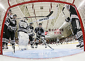 - The Boston College Eagles defeated the Providence College Friars 4-1 on Tuesday, January 12, 2010, at Conte Forum in Chestnut Hill, Massachusetts.