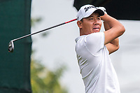 Ashun Wu (CHN) during the first round of the Joburg Open, Randpark Golf Club, Johannesburg, Gauteng, South Africa. 07/12/2017<br /> Picture: Golffile | Tyrone Winfield<br /> <br /> <br /> All photo usage must carry mandatory copyright credit (&copy; Golffile | Tyrone Winfield)