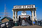 San Francisco Maritime National Historical Park, San Francisco, California, USA