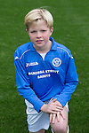 St Johnstone FC Academy U13's<br /> Harris McIntosh<br /> Picture by Graeme Hart.<br /> Copyright Perthshire Picture Agency<br /> Tel: 01738 623350  Mobile: 07990 594431