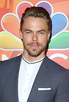 BEVERLY HILLS, CA - AUGUST 3: :Derek Hough at the 2017 NBC Summer TCA Press Tour at the Beverly Hilton Hotel in Beverly Hills , California on August 3, 2017. Credit: Faye Sadou/MediaPunch