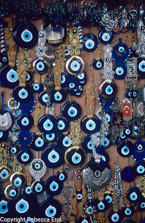 EVIL EYE CHARMS FOR SALE IN ISTANBUL, TURKEY