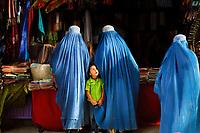 Mazar-E-Sharif, Afghanistan 2007
