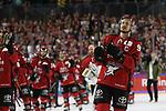 09.04.2019, Lanxessarena, Köln, GER, DEL Playoffs, Kölner Haie - Adler Mannheim, im Bild<br /> Moritz Müller (Köln #91)<br /> <br /> Foto © nordphoto / Mueller