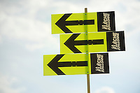 &quot;La Flèche Wallonne&quot; = &quot;The Walloon Arrow&quot;<br /> <br /> La Flèche Wallonne 2014