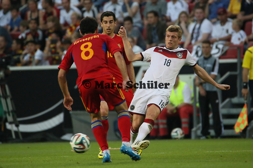 Toni Kroos (D) - Deutschland vs. Armenien in Mainz