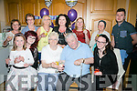 Patricia and Patrick O'Shea Celebrate their 55th wedding anniversary with family at their home in Spa Road on Friday