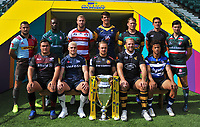 Aviva Premiership Launch 2017/18. August 24 2017