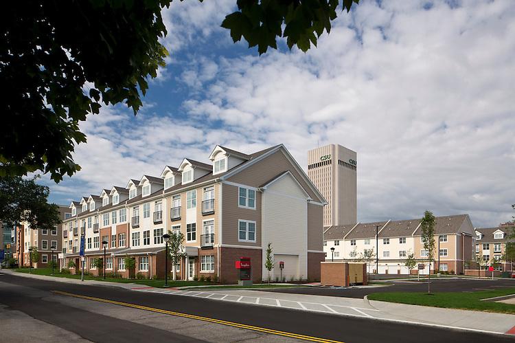 The Langston Apartments at Cleveland State University   Corna-Kokosing