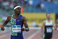 Rai BENJAMIN (USA) wins the race 400m Hurdles Men<br /> Roma 06-06-2019 Stadio Olimpico, <br /> IAAF Diamond League Golden Gala<br /> Meeting Atletica Leggera <br /> Photo Cesare Purini / Insidefoto