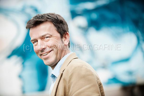 CD&V politician and mayor of Bierbeek, Johan Vanhulst (Belgium, 27/04/2016)