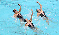 Stanford Synchro vs Ohio State, Lindenwood, February 18, 2017
