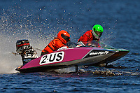 2-US and 199-R   (Outboard Runabout)