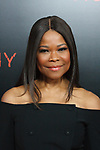 "Guest arrives on the red-carpet for the Tyler Perry""s ACRIMONY movie premiere at the School of Visual Arts Theatre in New York City, on March 27, 2018."