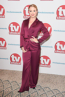 Joanne Clifton<br /> arriving for the TV Choice Awards 2017 at The Dorchester Hotel, London. <br /> <br /> <br /> ©Ash Knotek  D3303  04/09/2017