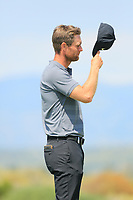 Joakim Lagergren (SWE), Lucas Bjerregaard (DEN) during the final round of the Rocco Forte Sicilian Open played at Verdura Resort, Agrigento, Sicily, Italy 13/05/2018.<br /> Picture: Golffile | Phil Inglis<br /> <br /> <br /> All photo usage must carry mandatory copyright credit (&copy; Golffile | Phil Inglis)