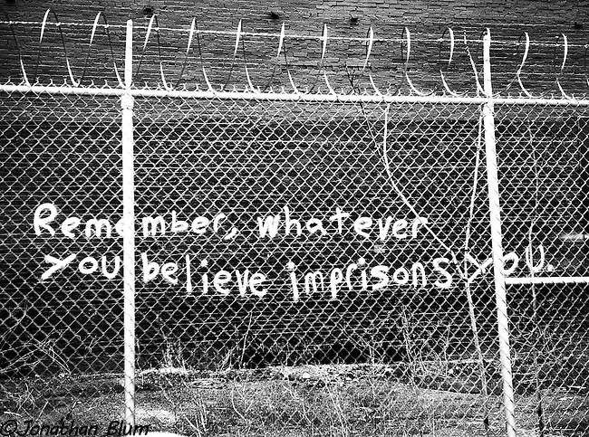 Thoughts and Fences, NYC