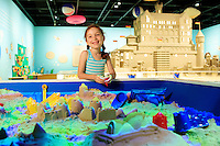 SLM - Sand in the City Exhibition - Kids shoot