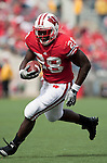 Wisconsin Badgers running back Montee Ball (28) carries the ball during an NCAA college football game against the Austin Peay Governors on September 25, 2010 at Camp Randall Stadium in Madison, Wisconsin. The Badgers beat the Governors 70-3. (Photo by David Stluka)