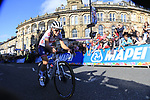 Elizabeth Deignan (GBR) on the second circuit of Harrogate during the Women Elite Road Race of the UCI World Championships 2019 running 149.4km from Bradford to Harrogate, England. 28th September 2019.<br /> Picture: Eoin Clarke | Cyclefile<br /> <br /> All photos usage must carry mandatory copyright credit (© Cyclefile | Eoin Clarke)