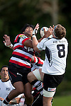 Final 2010 ITM Cup Round Robin rugby game between Counties Manukau and Hawkes Bay, played at Bayer Growers Stadium, Pukekohe on Sunday 24th October 2010..Hawkes Bay won 31 - 28.