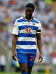 Tyler Blackett of Reading during the SkyBet Championship Play Off Final match at the Wembley Stadium, England. Picture date: May 29th, 2017.Picture credit should read: Matt McNulty/Sportimage